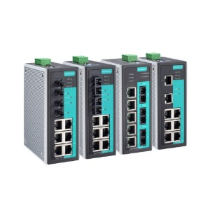 [MOXA] EDS-408A-T 8포트 산업용 스위치 Industrial Ethernet Switch