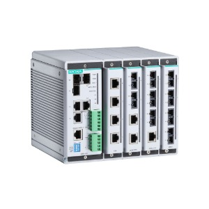 [MOXA] EDS-619 산업용 스위치 Industrial Ethernet Switch