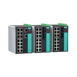[MOXA] EDS-516A 16포트 산업용 스위치 Industrial Ethernet Switch