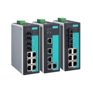 [MOXA] EDS-405A-T 5포트 산업용 스위치 Industrial Ethernet Switch
